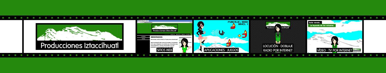 Producciones Iztaccíhuatl
